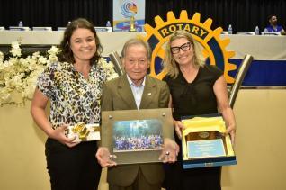 Green Hall foi palco do lançamento da 18ª Meia Maratona Rotary Club Toledo