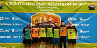 Equipe da ASSVP/AABT Toledo de Badminton bate recorde de medalhas em campeonato nacional