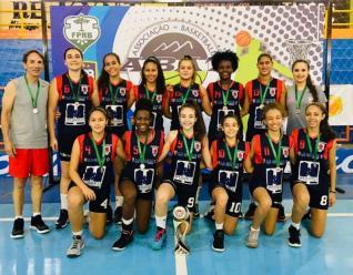 Toledo é vice-campeão na Taça Paraná Sub 14