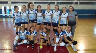 Incomar vai participar da 2ª etapa da Copa Amizade de Voleibol Feminino