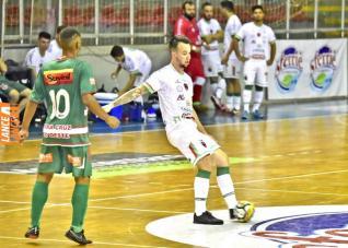 Embala Mais / Toledense Futsal joga hoje à noite contra Jaclani Futuro