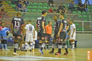 Toledo Futsal vence duas partidas seguidas e pula para 9ª colocação
