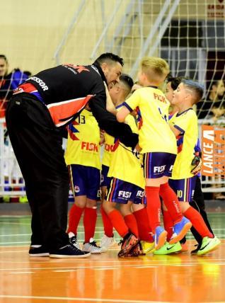 Hoje é dia de finais na Copa La Salle de Futsal Menores