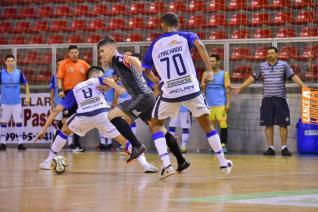 Embala Mais / Toledense Futsal sofre goleada jogando em casa