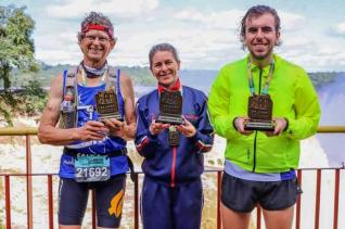 Correr Toledo conquista três primeiros lugares na Meia Maratona das Cataratas