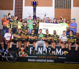 Náutico EC/Shopping do Real é campeão do Campeonato Panorama de Suíço 2019