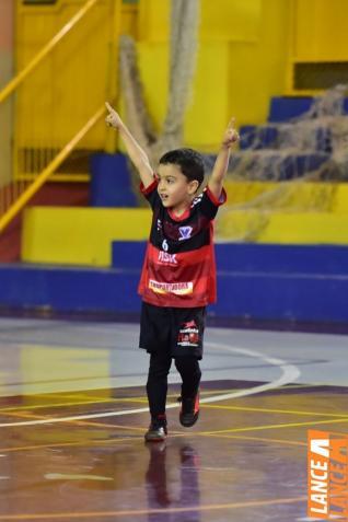Quarta-feira é dia de futsal menores pela Copa Incomar