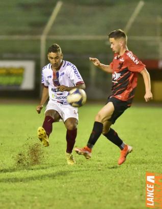 SUB 19 - TEC vence por 3 a 2 Atlético no 14 de Dezembro