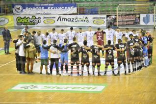 Toledo Futsal perde e complica caminhada em busca da vaga à 2ª fase