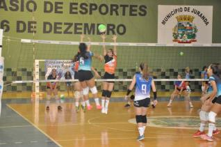 Incomar/Toledo defende liderança na 3ª etapa da Copa Amizade de Vôlei