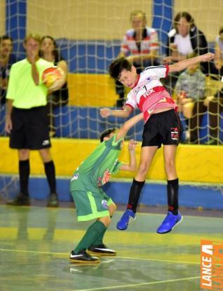 TERÇA-FEIRA - Sete jogos agitam rodada de futsal menores no Incomar