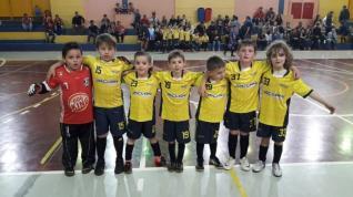 Sábado tem rodada da Copa AABB de Futsal Menores