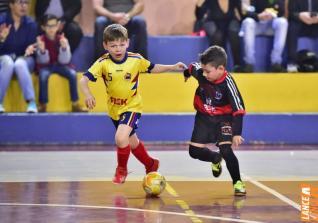 Copa Incomar de Futsal é atração com jogos válidos pela 9ª rodada