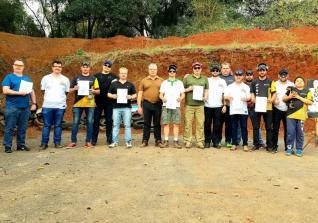 Entrega de 11 Certificados de Registro a Associados da ATTOL