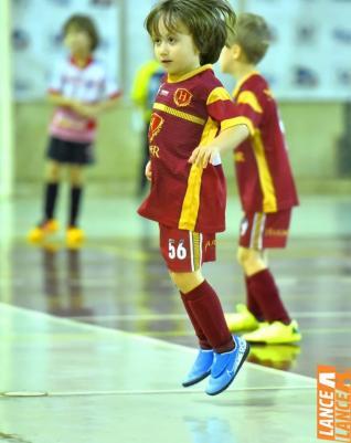 Oito jogos movimentam hoje etapa da Copa Incomar de Futsal Menores