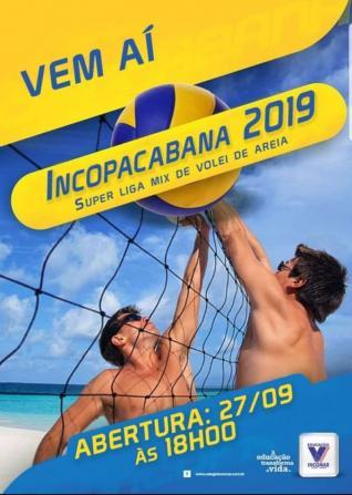Incopacabana terá início hoje à tarde no Incomar