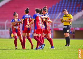 TEC/OVFC goleia por 4 a 0 Londrina no 14 de Dezembro