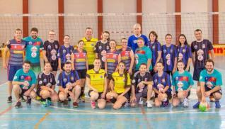 Primeiro Torneio Interno Palotina Esportes de vôlei Misto