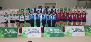 GR de Toledo é campeã no individual geral por equipe nos JAPs