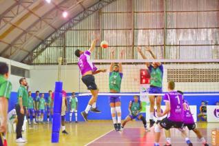 Hoje é dia de quartas-de-finais no voleibol masculino nos JAPS