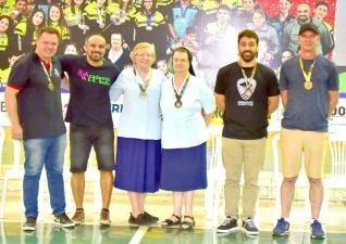 BADMINTON - Ação Social conquista 54 medalhas e garante título da 5ª Copa Oeste