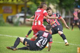 Panorama e São Paulo ficam no empate em 1 a 1 no Jardim Gisela