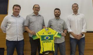 William Coutinho irá representar Toledo e o Brasil no Campeonato Pan-Americano Master 2019 de Ciclismo de Estrada