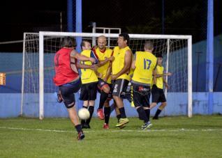 Listão Palotina Esportes de Futebol suíço teve início na terça-feira no Toledão