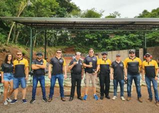 ATTOL - Atiradores participam do Paranaense do Desafio do Aço