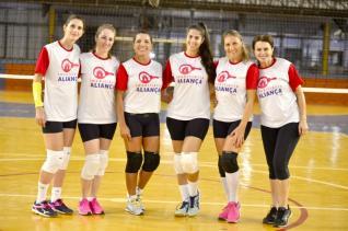 Voleibol feminino do Toledão