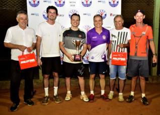 5ª Copa Weyh (Davis) de Tênis 2020