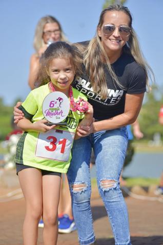 Rosangela: comecei a correr por causa da saúde