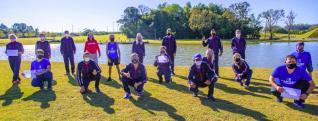 100 MARATONAS - Atletas do Correr Toledo percorrem 4.200km em homenagem à Torao Takada