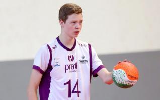 Atleta do projeto de vôlei apoiado pela Prati-Donaduzzi é convocado pela Seleção Brasileira