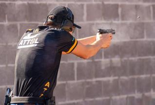 Allan Rodrigo Tressi conquistou título na modalidade Pistola Calibre 22