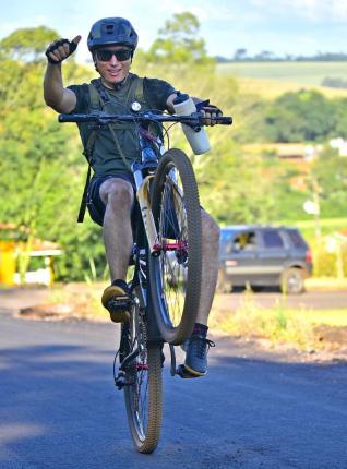 Cresce o número de adeptos de ciclismo no município de Toledo