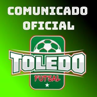 NOTA OFICIAL TOLEDO FUTSAL