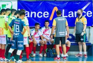 Toledo Futsal perde em casa por 3 a 2 para Foz do Iguaçu