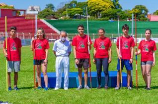 DIA DO ATLETISMO  DIA 9 DE OUTUBRO - Torao Takada o mestre do atletismo toledano