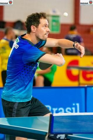 Toledo sedia 8º Torneio António Kimura