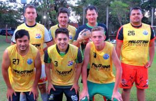Futebol Sete reuniu mais de 30 jogadores