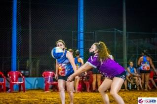 1º Torneio Viva Noite de Vôlei de Areia Feminino  Trios do Toledão