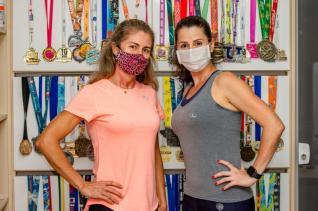 Corro sem nenhuma pressão por puro prazer, diz Rose Borella