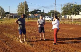 Após 10 anos sem manutenção o Campo do Coopagro passará por manutenção e estará Á disposição das equipes de futebol