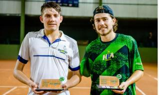 Circuito Regional de Tênis teve participação de mais de 100 tenistas na Academia HBA Tennis