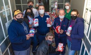 DESAFIO SOLIDÁRIO 500KM - Evento ciclísticos arrecada 3.300 litros de leite que foram doados ao Hospital Bom Jesus