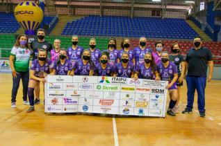 Afeto/SMEL/Itaipu Binacional busca segunda vitória seguida no Paranaense da Chave Prata