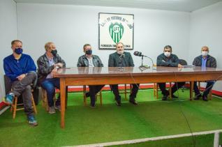 Esporte Clube Toledo deverá representar cidade no Paranaense de Futebol 2022