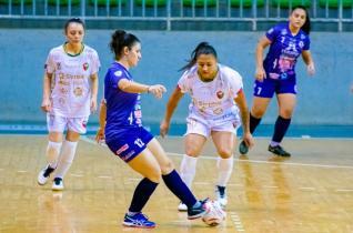 Afeto vence por 4 a 1 Chopinzinho pelo Paranaense de Futsal da Série Prata