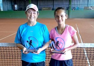 HBA Tennis recebeu competição regional